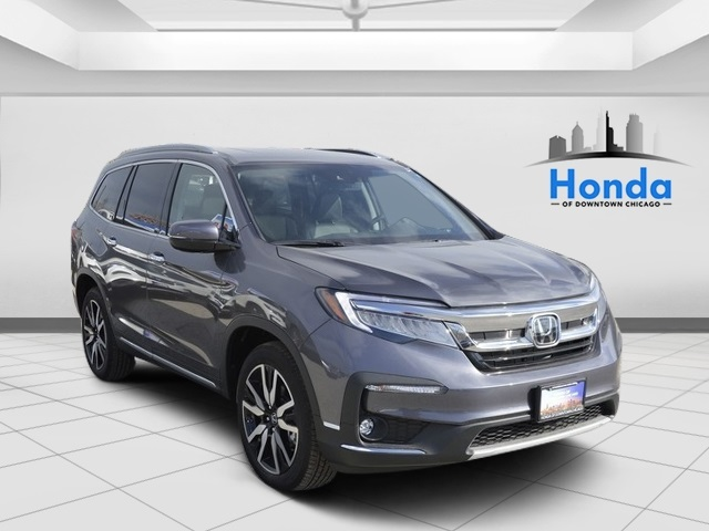 New 2020 Honda Pilot Touring AWD