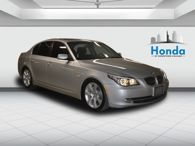 Pre-Owned 2008 BMW 5 Series 535i