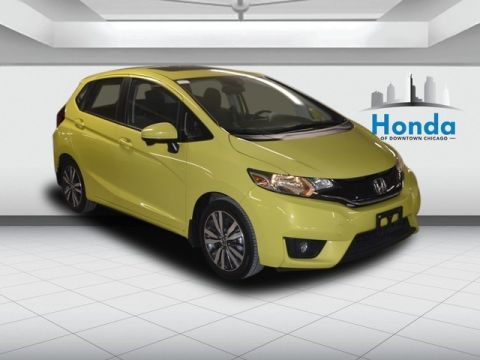 Certified Pre-Owned 2016 Honda Fit EX