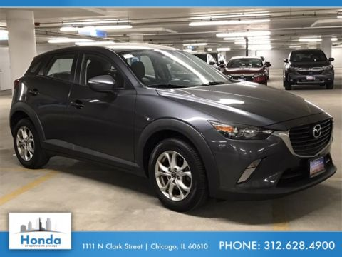 Pre-Owned 2016 Mazda CX-3 Touring AWD